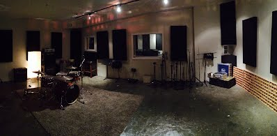 Recording Studio Live Room